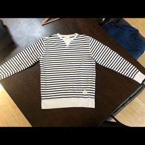 Saturdays New York nautical sweater